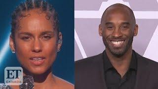 Grammys Honour Kobe Bryant