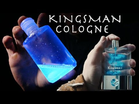 Make The Kingsman Explosive Cologne! - Real Life!!! (Kingsman: The Golden Circle)