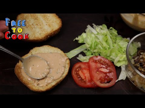 How to make In-N-Out Burger Sauce