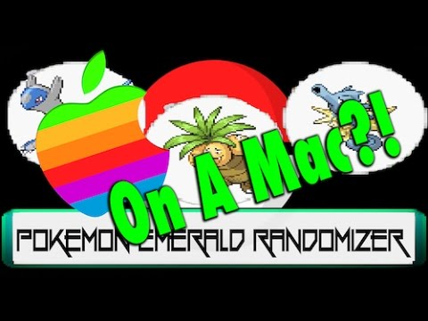 How To Download ANY Pokemon Game Randomizer on Mac! - 2017