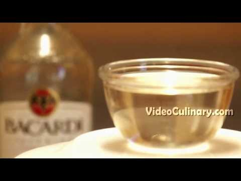 Rum Simple Syrup Recipe - Video Culinary
