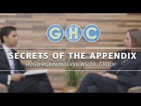 Functions of the Appendix: Dr. Edward Group & Hugo Robin Interview