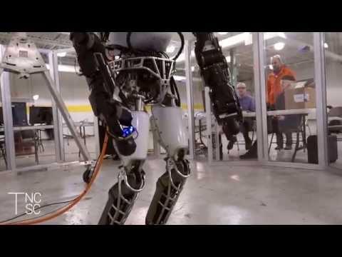 Top 5 Humanoid Robots of 2015