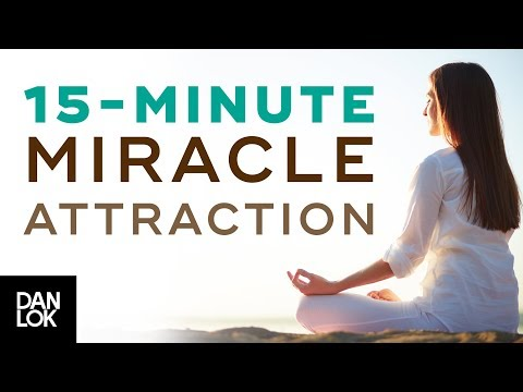 Guided Meditation on Gratitude - 15-Minute-Miracle Exercise - Attract Abundance & Miracles