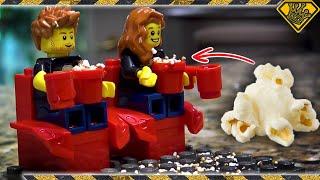 Making Microscopic Popcorn
