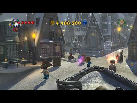 LEGO Harry Potter: Years 5-7 - All 20 Red Brick Locations (Complete Red Brick Guide)