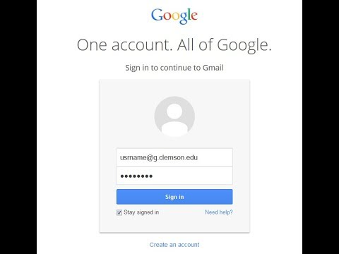 How to find your Google Account email