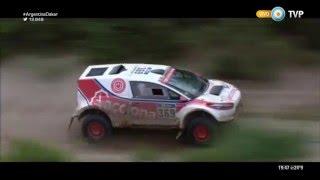 Rally Dakar 2016 - Etapa 4 -  Acciona 100% Ecopowered