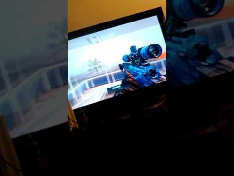 Sniping bo2 Xbox360