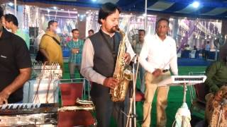Tere Sang pyar main (Saxphone) Mintu Deogan Dhuri
