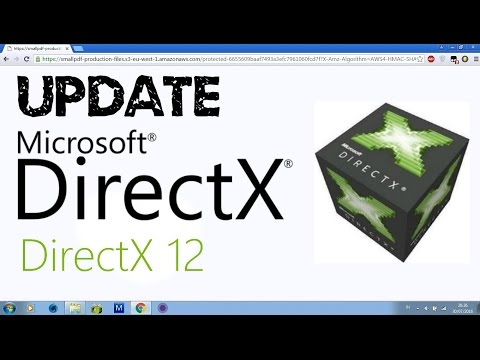 Cara Update/install  Direct X Terbaru