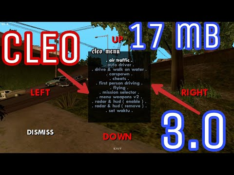 How to install cleo mods in gta san andreas android? #3