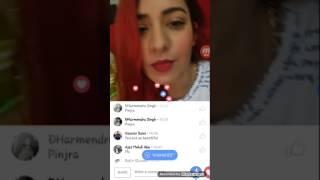 Jasmine sandlas live songs