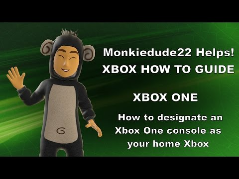 How to set an Xbox One as your Home Console