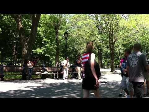 Jazz Central Park New York