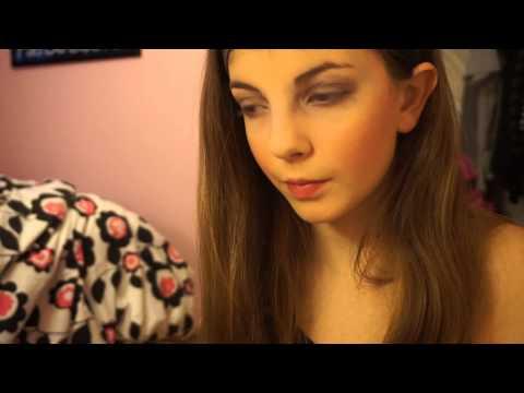 Dance team makeup tutorial