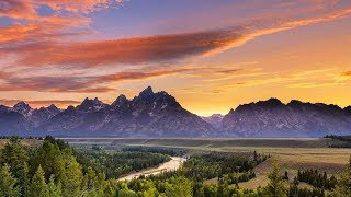 """Peaceful Music, Relaxing Music, Instrumental Music """"Sky River"""" by Tim Janis"""