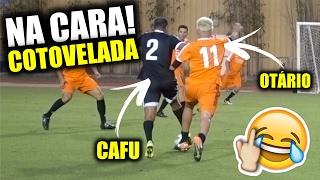 LEVEI UMA COTOVELADA DO CAFU NO ALL STAR GAME DA FLORIDA CUP 2017!!!
