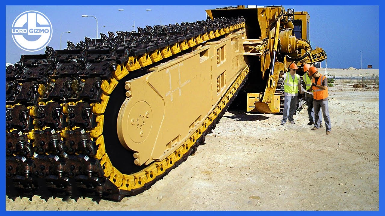 20 EXTREME Industrial Machines Ever Made!