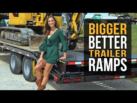 These are the Best Trailer Ramps Ever!