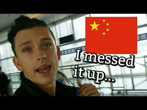 STUCK In CHINA at the Border / How to NOT go from Hong Kong to Shenzen