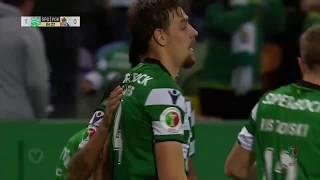Golo de Coates: Sporting (1)-0 Porto (Taça Portugal)