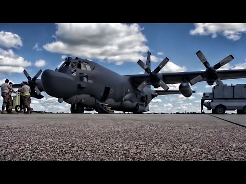 USAF Special Operations Aircrew • Another Day On The Job