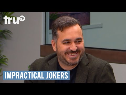 Impractical Jokers - The Amazing Tomato Show | truTV