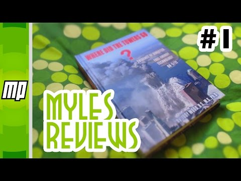 A Review of Dr. Judy Wood's Book Where Did The Towers Go? #1 - Myles Reviews