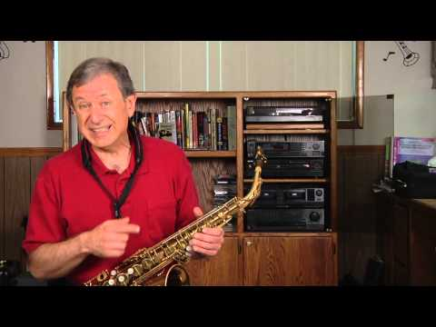 How to Buy a Saxophone for a Beginner : Saxophone Lessons