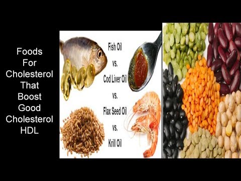 Foods For Cholesterol that Boost Your Good Cholesterol HDL | Natural treatment and Home remedies