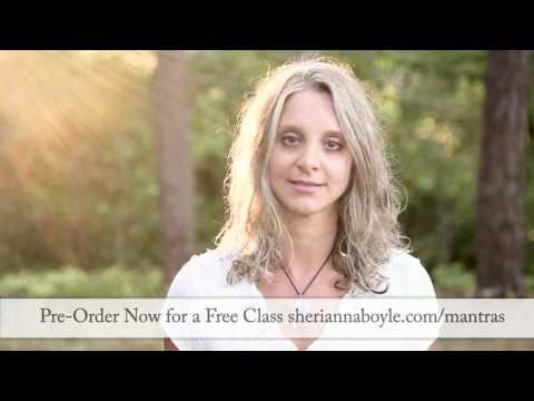 Mantras Made Easy by Sherianna Boyle