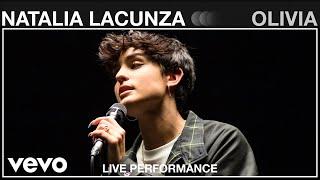 Natalia Lacunza - Olivia - Live Performance | Vevo