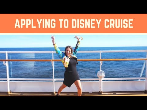 Disney Cruise Line Application Process | Hiring process