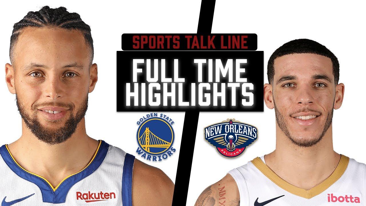 Warriors Vs Pelicans  HIGHLIGHTS Full Game | NBA May 4