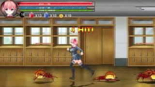 fighting girl sakura r download