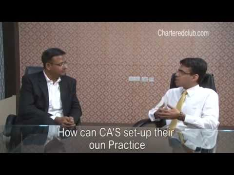 Opportunities for CAs outside India : Nimish Goel in conversation with Chartered Club