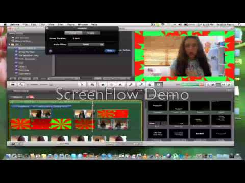 How to Pitch Your Music in iMovie 11 - SoSophiieeTutorials
