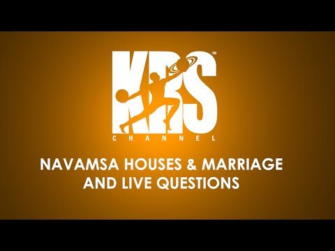 Navamsa D9 Houses, Marriage Timing & Live Astrology Questions