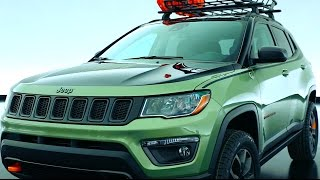 Jeep Compass Trailpass Video Concept 2017 Jeep Trailpass Jeep Compass INTERIOR Video 2017 CARJAM