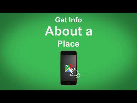 Google Maps   How To Get Info About A Place