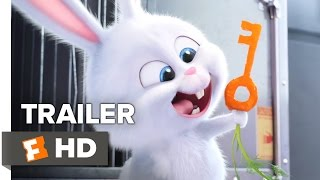 The Secret Life of Pets Official 'Snowball' Trailer (2016) - Kevin Hart, Jenny Slate Movie HD