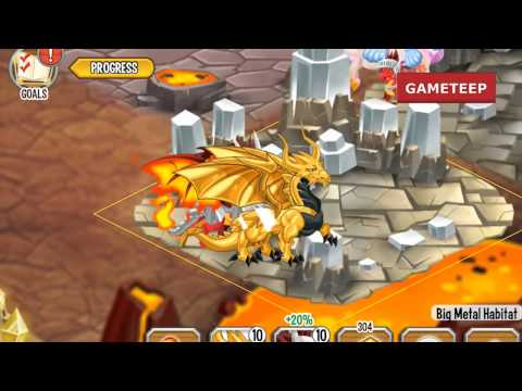 How to breed Gold Dragon 100% Real! Dragon City Mobile! wbangcaHD!
