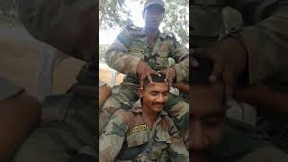Enjoy moment in Army (Koli Dada ni moz)
