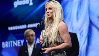 Britney Spears sends message of acceptance & love | 29th Annual GLAAD Media Awards