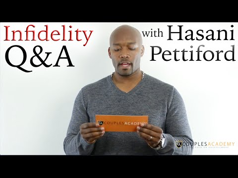 How Can I Trust My Partner Again? | Infidelity Q&A - Hasani Pettiford