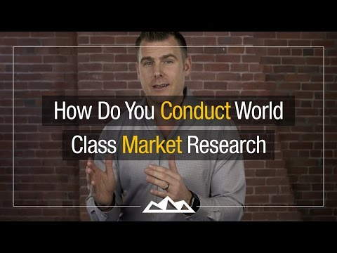 How to Conduct Market Research For Your Startup Like a Pro   Dan Martell