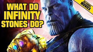 What Do The Infinity Stones Actually Do?
