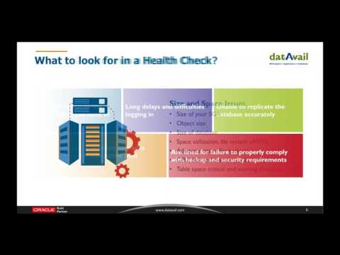 The Real Value of Oracle Health Checks
