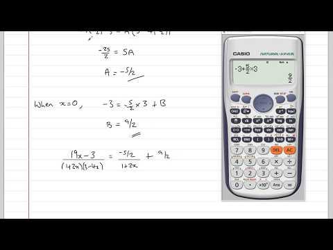 AQA Core 4 | June 2016 | Q1 | Video Solutions | A Level Maths